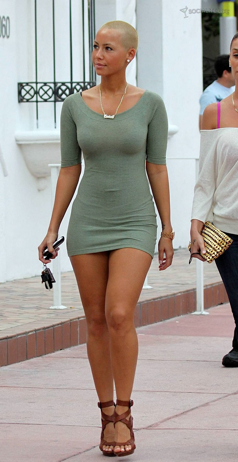 top 10 amber rose photos (nsfw!) - celebs unmasked
