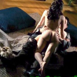 Mia Maestro Nude Ass in Frida