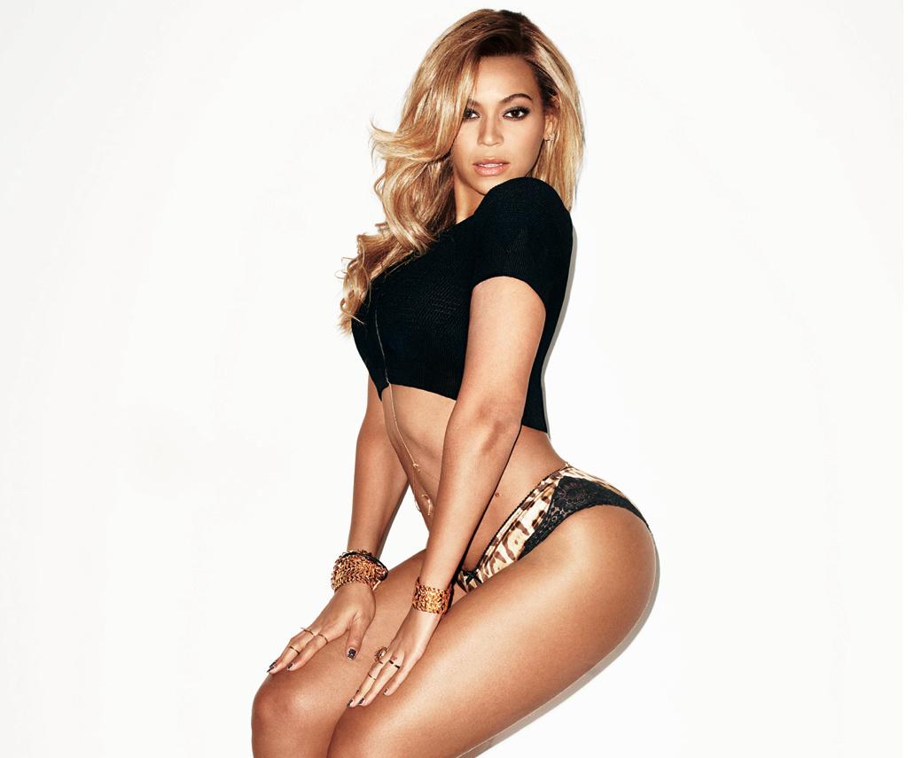 sexy body Beyonce hot ass
