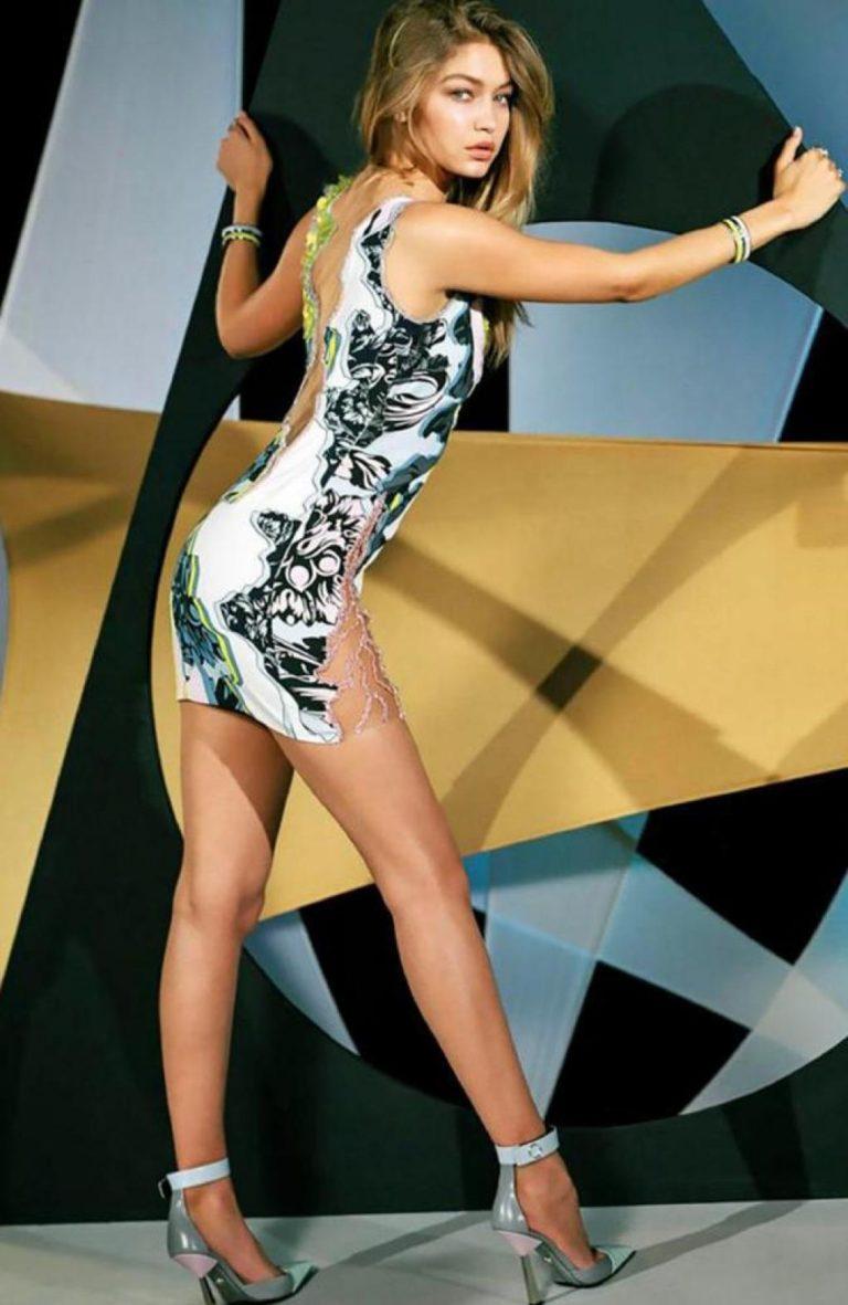 Gigi Hadid legs
