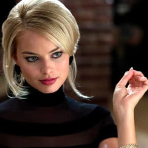 Margot Robbie Shows Off Naked Body With Only Knee High Stockings On!