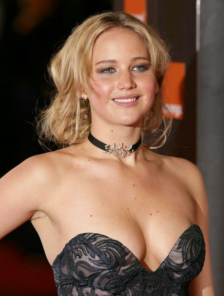 Boobs Celebrity Beauties Jennifer Lawrence