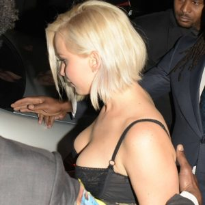 Top 15 Photos Of Jennifer Lawrence's Amazing Cleavage And Boobs