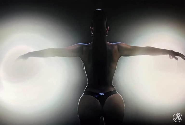 Kim Kardashian new naked magazine shoot