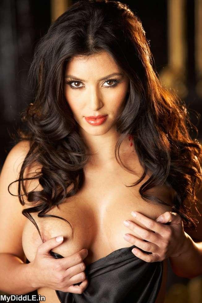 Here Are 35 Naked Photos of Kim Kardashian to