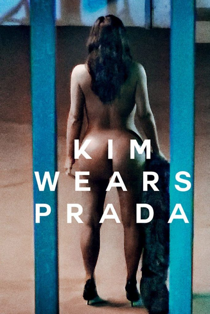 Kim Kardashian nude for Love Magazine photoshoot (5)