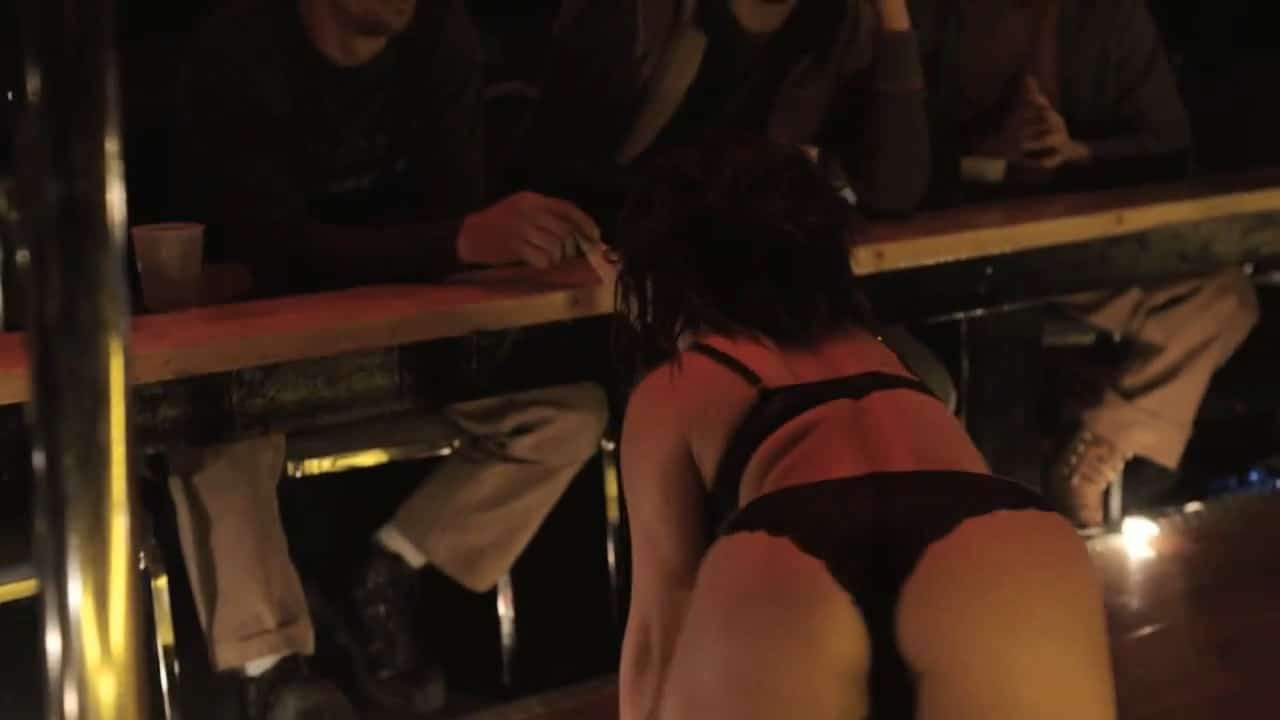Vanessa Hudgens Stripper Frozen Ground (2)
