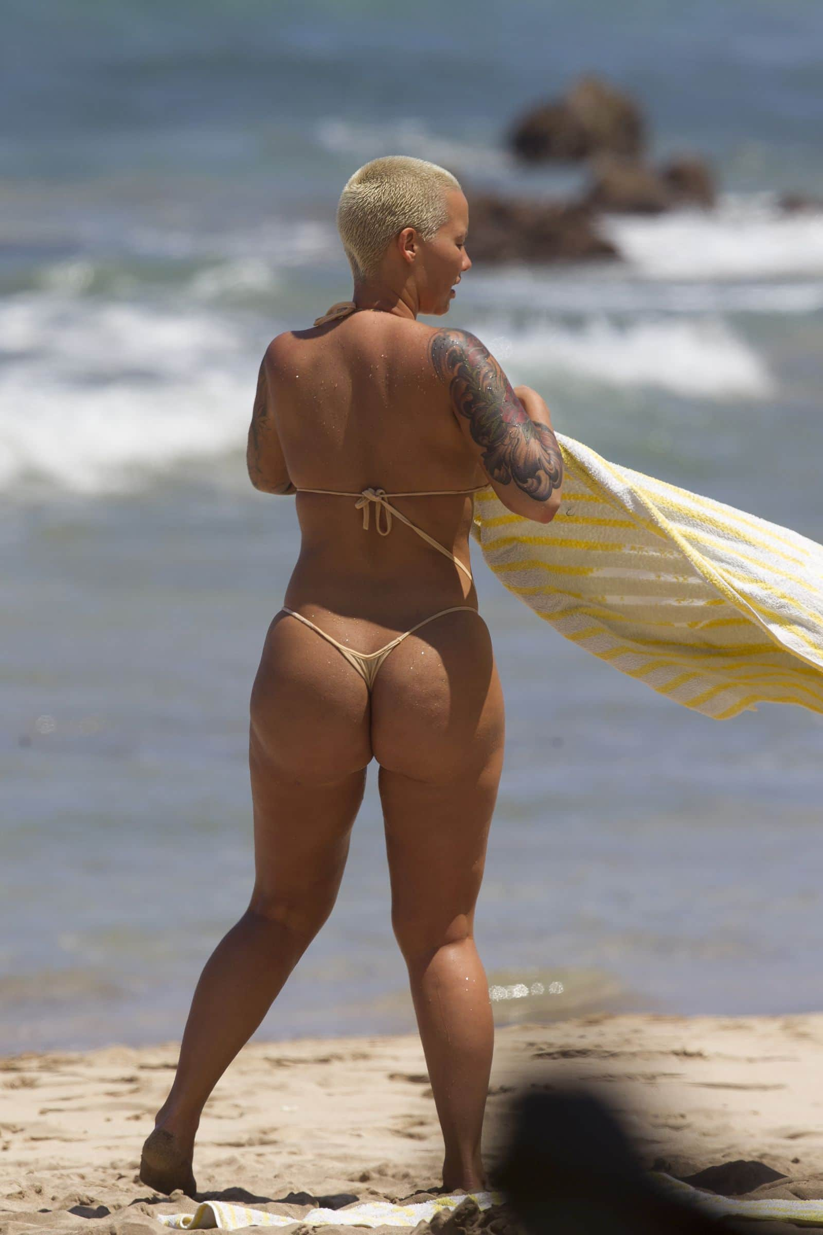 amber+rose+nudebooty