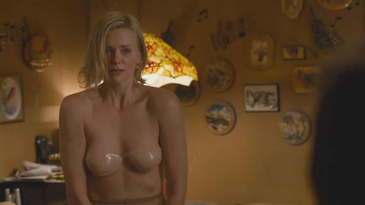 theron nude