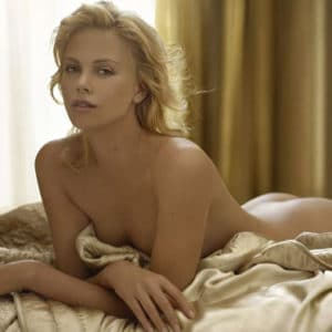 Charlize Theron Nude Pics Compilation Will Make You Sweat!