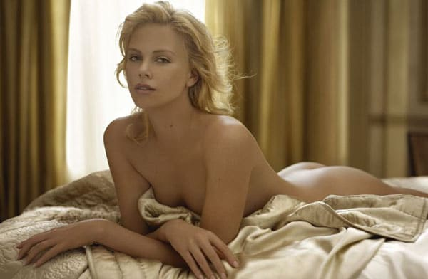 Charlize Theron Nude Naked