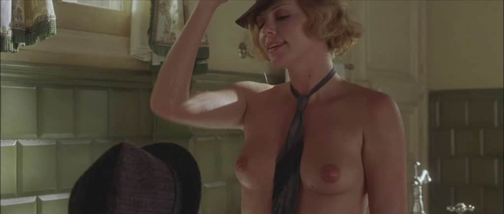 Charlize Theron Nude in the Head in the Clouds