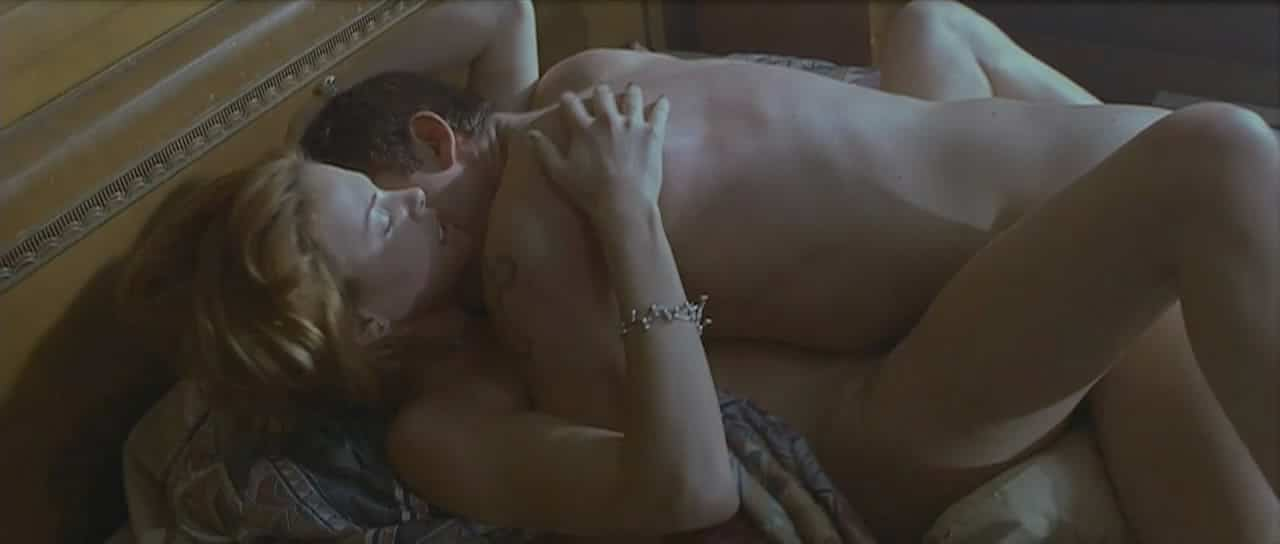 Charlize theron nude sex scene