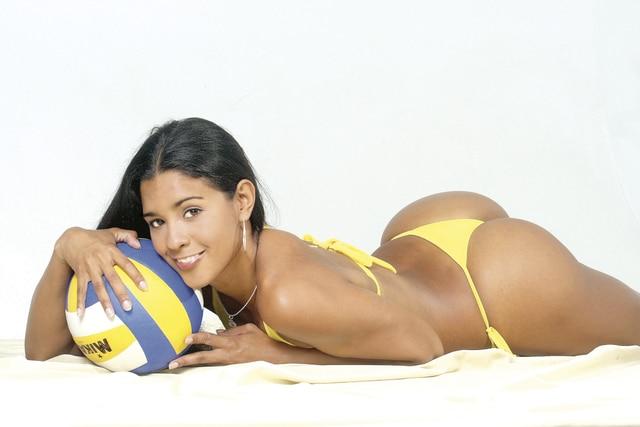 Jaqueline Carvalho  nackt
