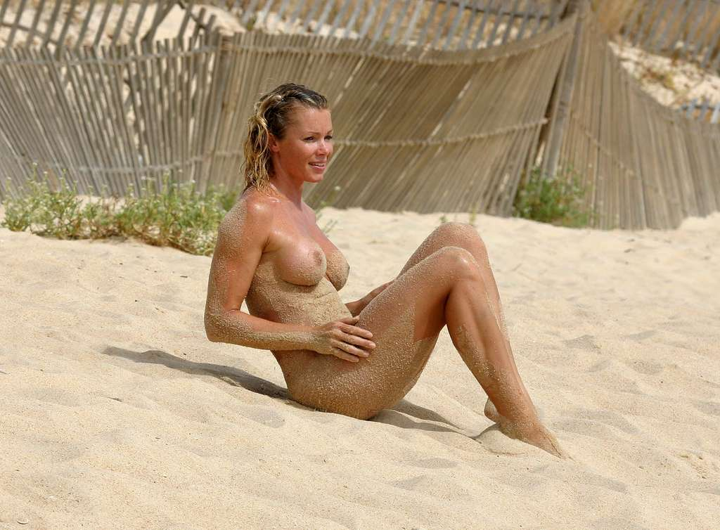 nude Nell beach mcandrew