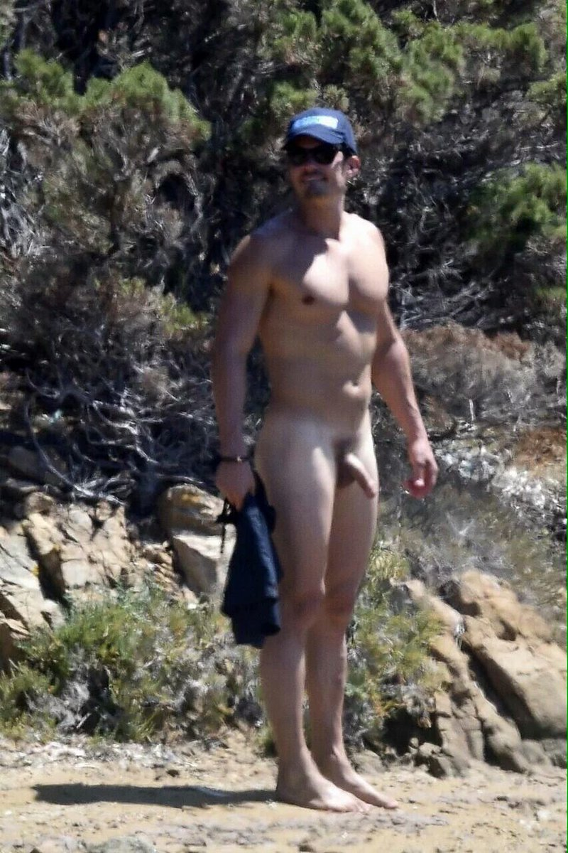 With orlando bloom naked nude cock Seldom