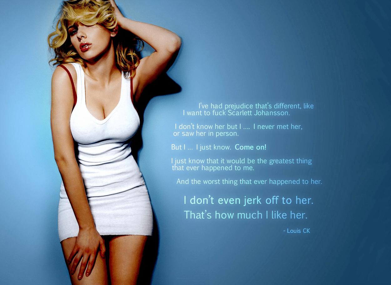 Scarlett Johansson sexy pics (1)