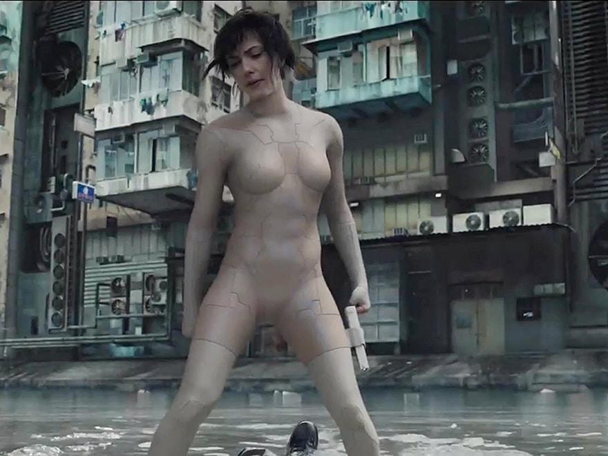 Scarlett Johansson unclothed CGI body (4)