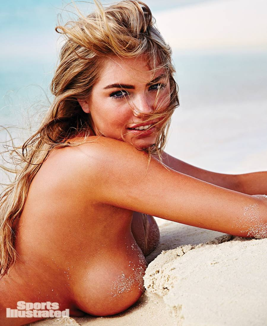 Kate upton top less
