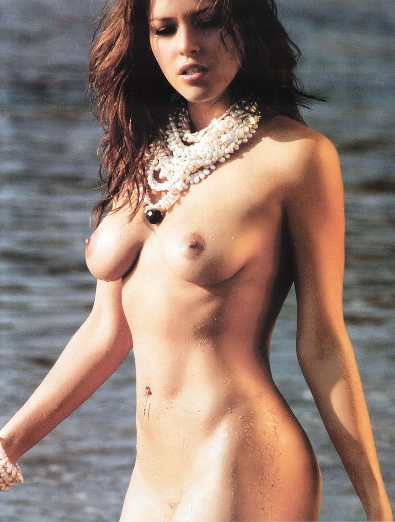 Alicia machado playboy pics