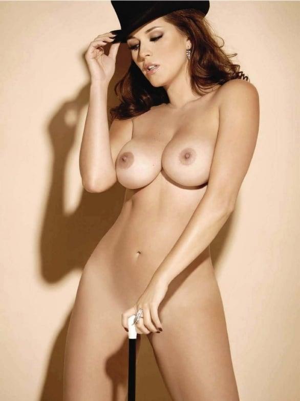 Alicia Machado Playboy Pictures for the Venezuelan In
