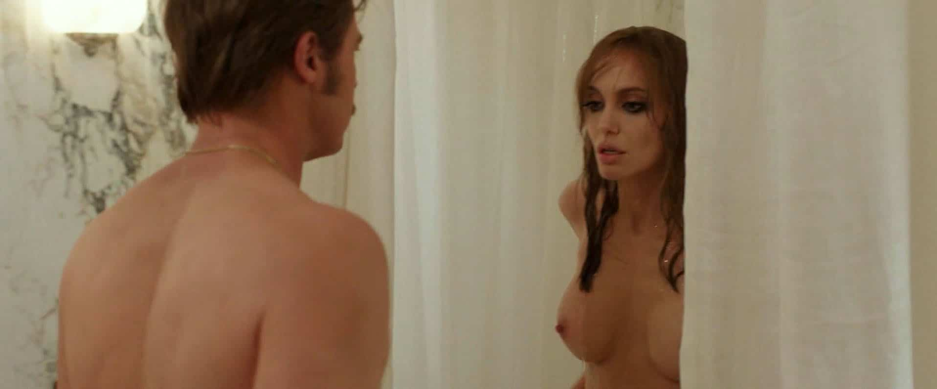 Angelina jolie nude video