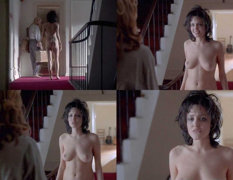 Angelina Jolie Naked tits