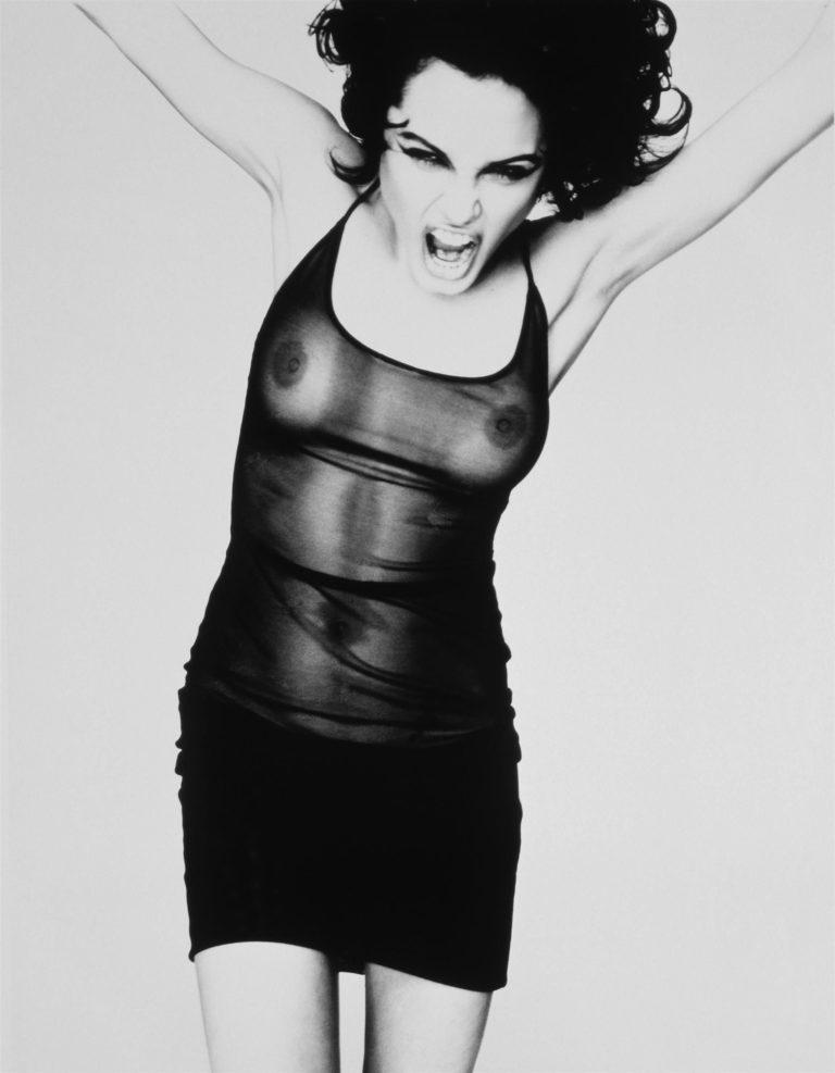 Angelina Jolie naked photoshoot (1)