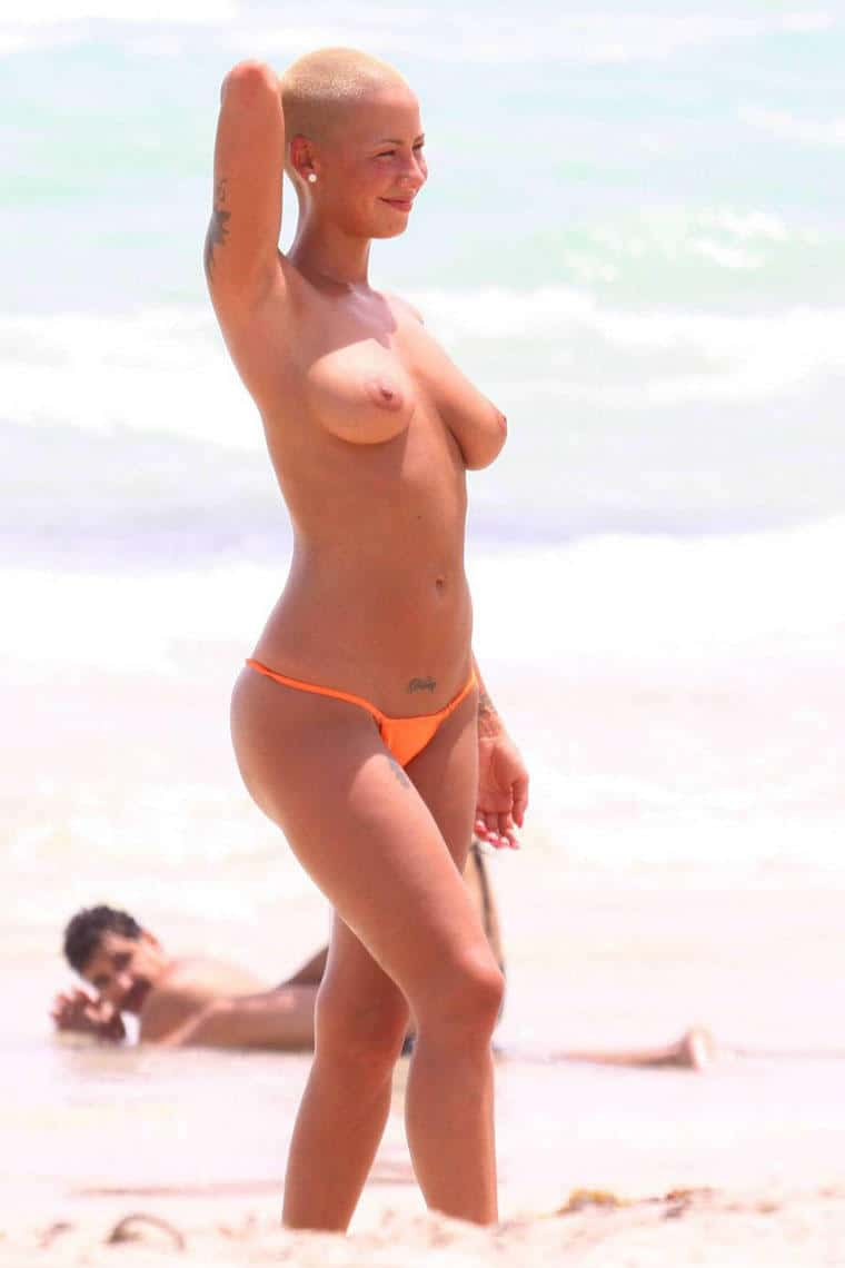 Amber rose nude video