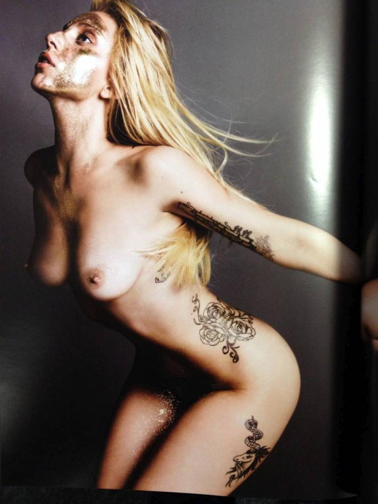 Nude Pic Of Lady Gaga 73
