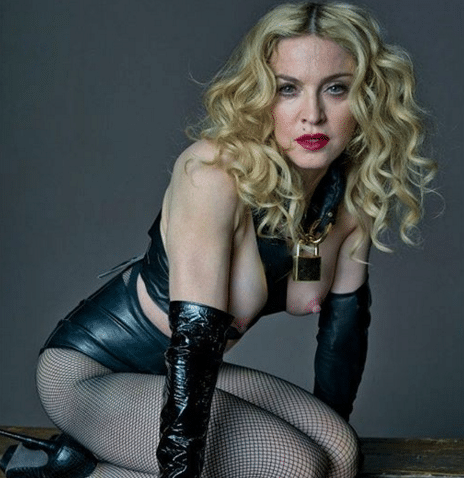 Nude Madonna Pic 91