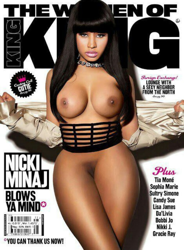 nicki minaj nude pictures
