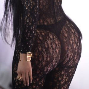Nicki Minaj's Booty Going Crazy at Tidal