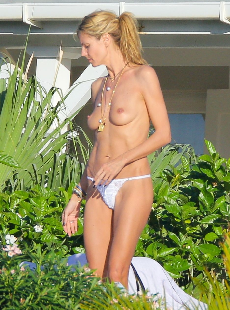Regret, but Heidi klum hot nude in standing position