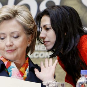 Nude Photos of Huma Abedin in Hillary Clinton Emails?