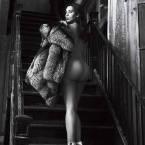 kim k ass in gq magazine