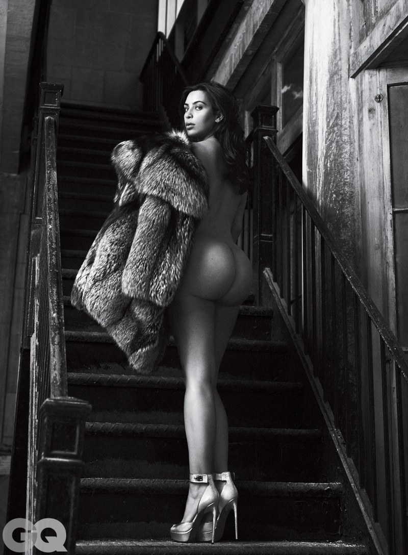 Kim Kardashian Nude Photos Found - You Have to See