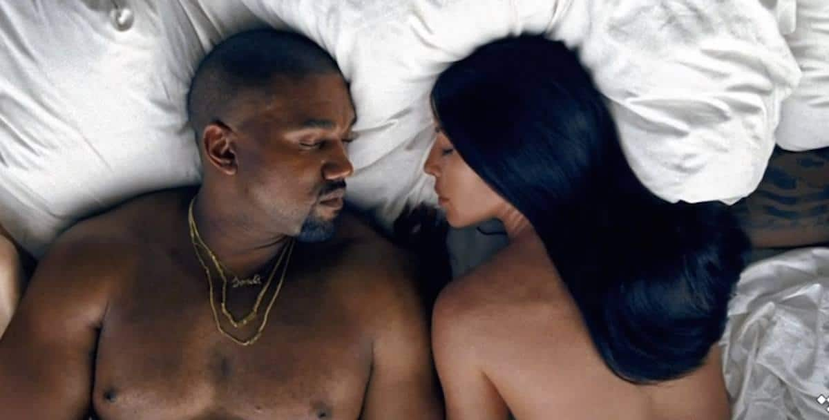 kim k and kanye sex tape