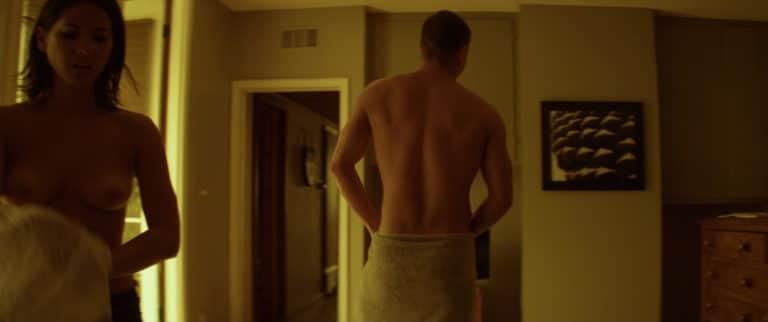 Olivia Munn naked movie scene