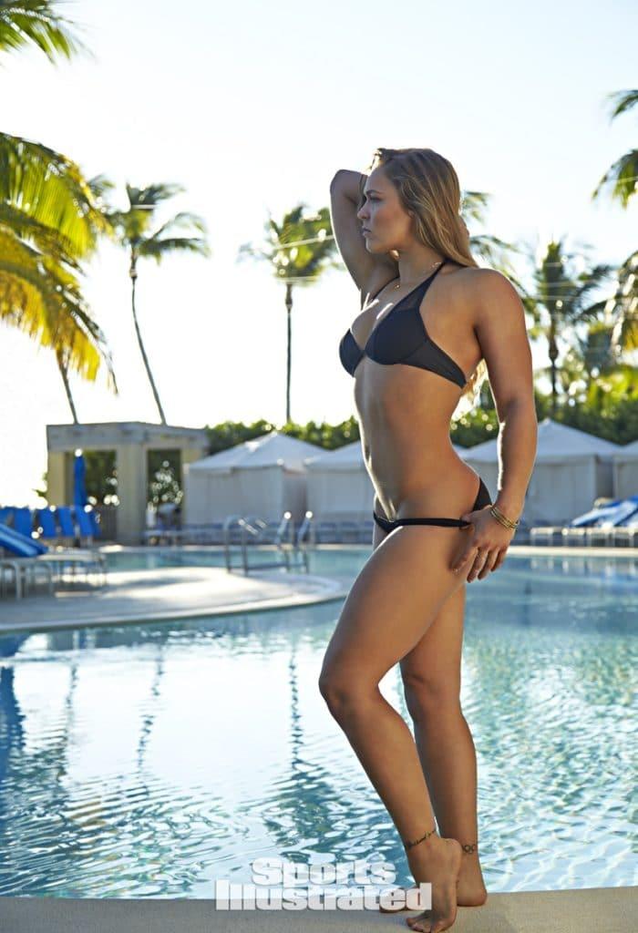 YUMMY!! Ronda Rousey NUDE Pics UNCENSORED!!