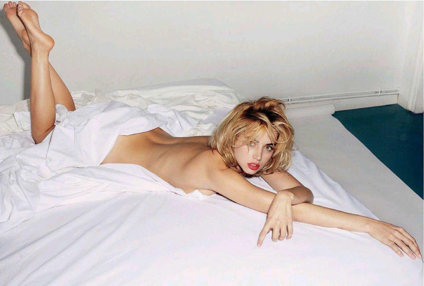 Ana de Armas hot pics undressed (3)