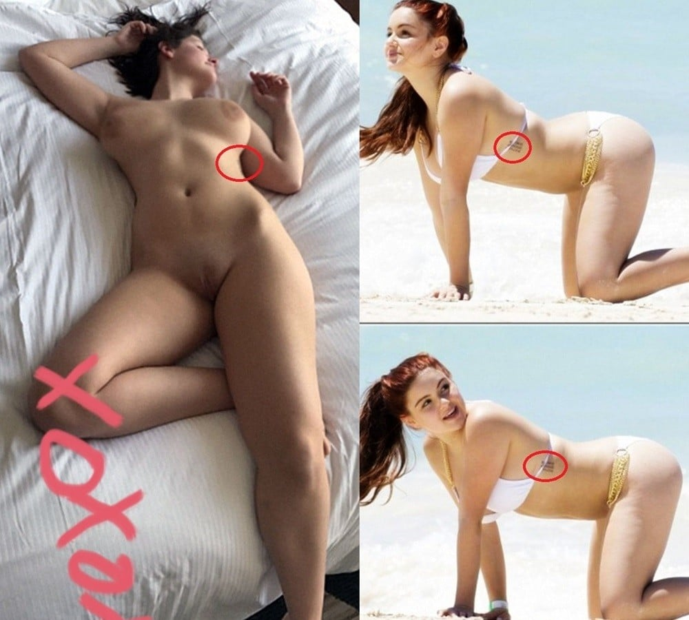 Ariel Winter Nude Leaked Pics (4)