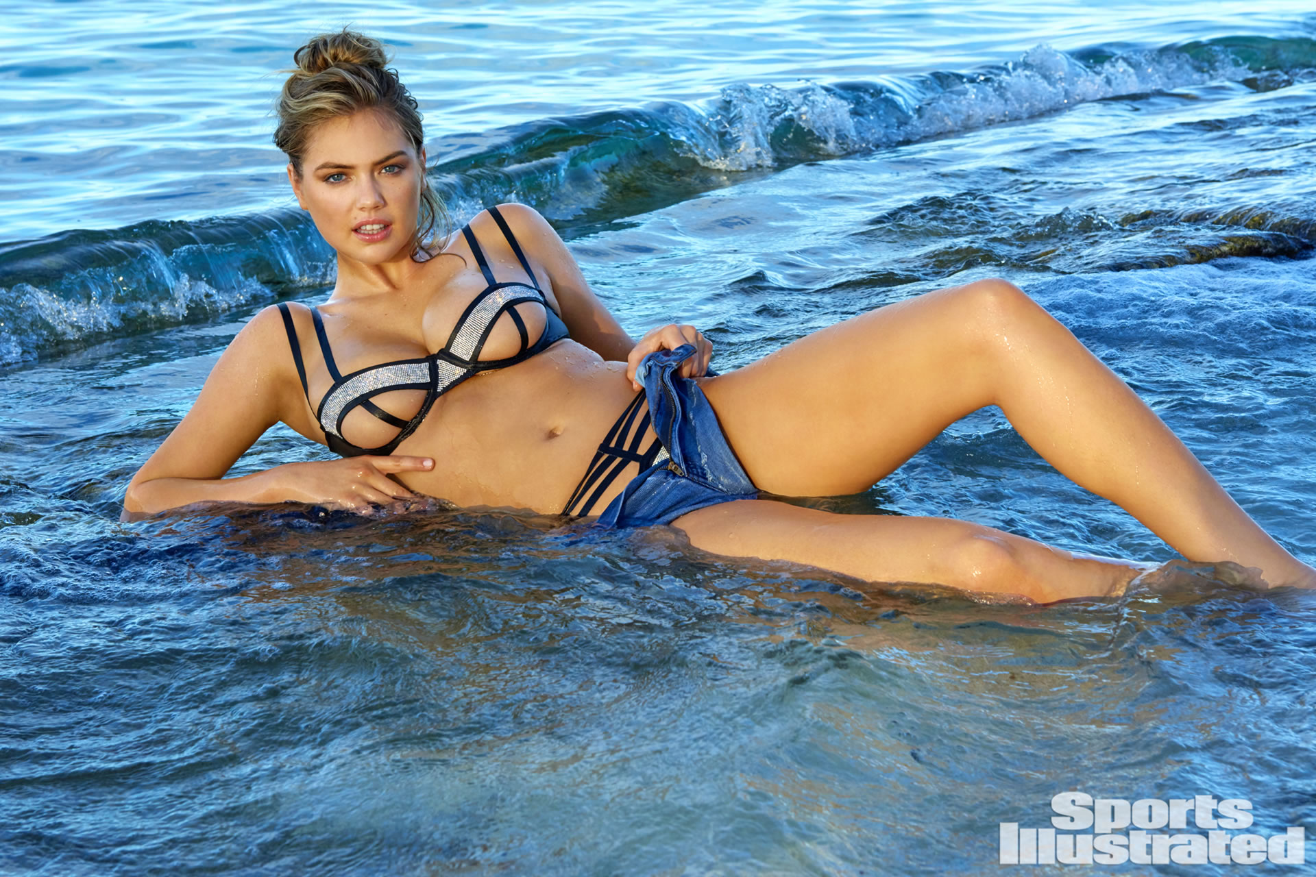 Kate upton sports illustrated nude think, that