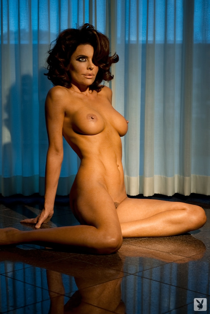 Sorry, that Lisa rinna nude fully