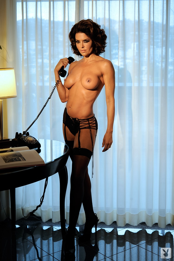 Lisa rinna nude fully logically correctly