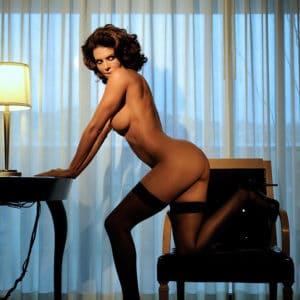 Lisa Rinna Playboy ass photo