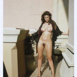 Myla Dalbesio fully nude