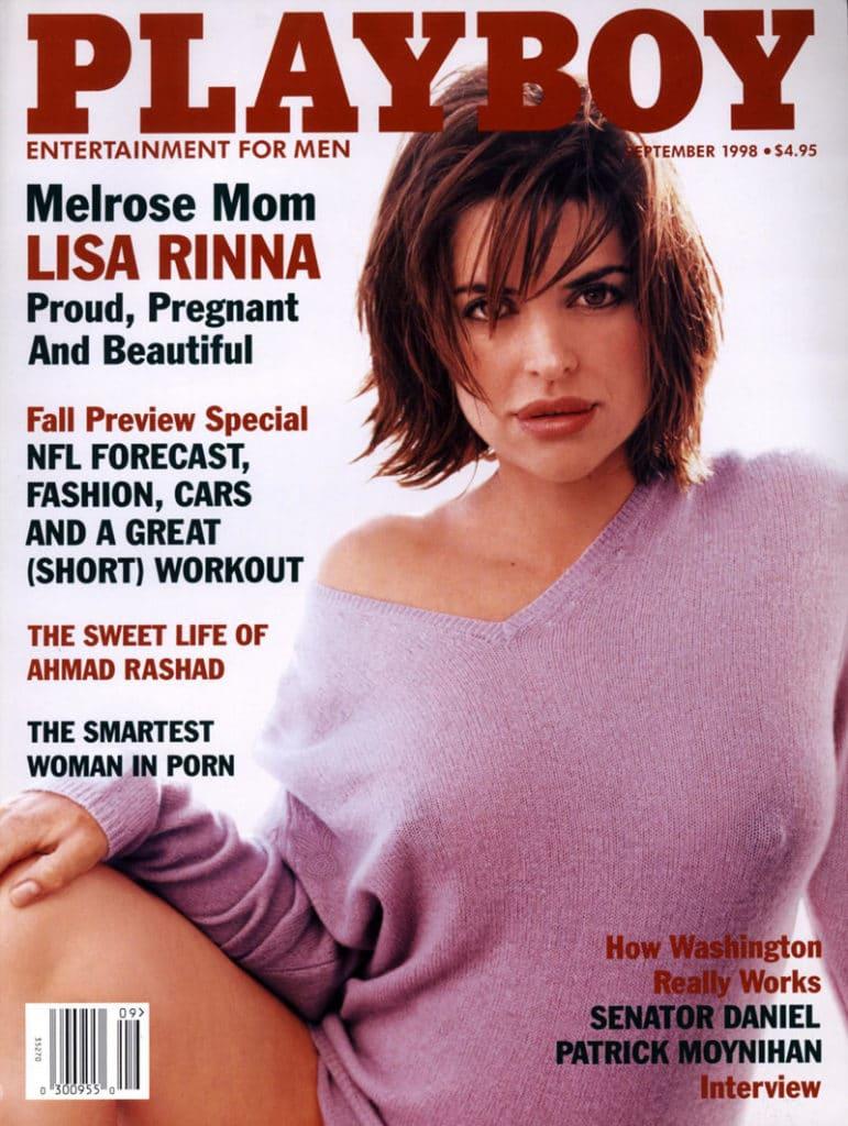Playboy 1998 Lisa Rinna