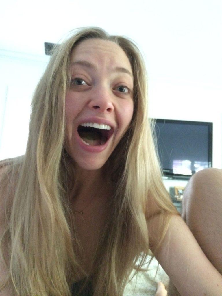 Amanda Seyfried leaked