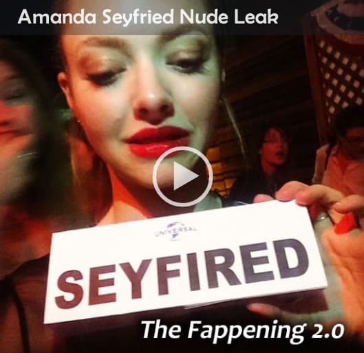 Amanda Seyfried nude in fappening 2.0